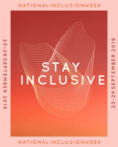 STAY INCLUSIVE Awareness