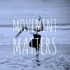 MOVEMENT<BR>MATTERS Beach
