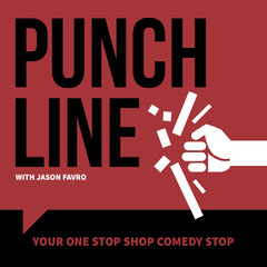 PUNCH<BR>LINE Comedy