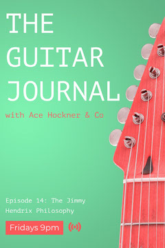 THE <BR>GUITAR <BR>JOURNAL Podcast