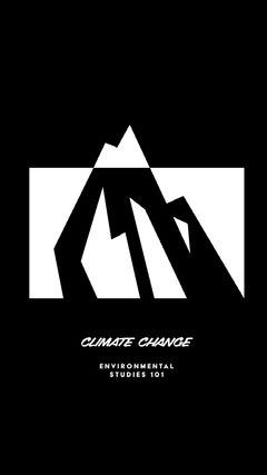 climate change instagram story Educational Course