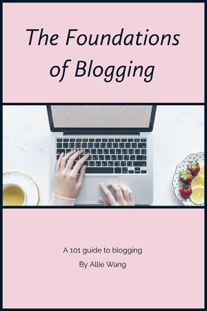 Pink The Foundations of Blogging Book Cover Book Cover