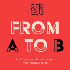 Pink Podcast Artwork Square  Career Poster
