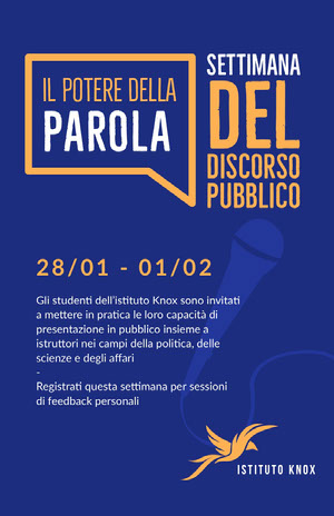 public speaking poster event  Poster eventi