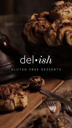 delicious instagram story Dessert
