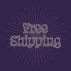 free shipping instagram Purple