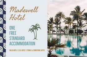 Blue Hotel Gift Certificate  Cartão-presente