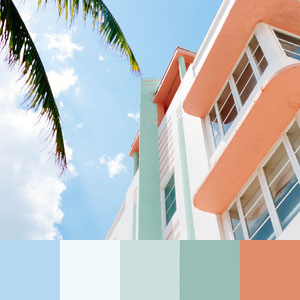 Color Palettes | Pastels 1 101 Brilliant Color Combos