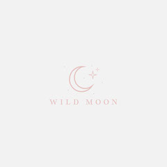 White and Pink, Wild Moon Logo Moon