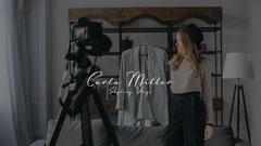 Fashion Model Photo Fashion Vlogger Channel Art Fashion
