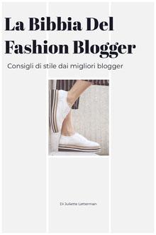 fashion bloggers bible book covers  Copertina libro