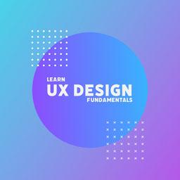 Gradient UX Design Instagram Square