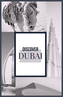 White and Grey Dubai Pinterest Desert