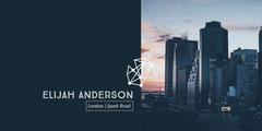 Elijah Anderson City