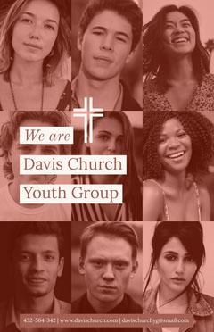 Davis Church <BR> Youth Group Sunday