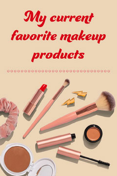 Red Current Favorite Make Up Products Pinterest Makeup