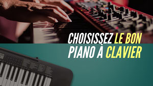 PIANO À CLAVIER YouTube Thumbnails