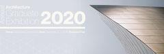 Grey Architecture Graduate Exhibition -  Web Banner Architecture