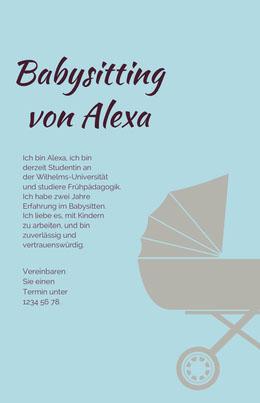 Babysitting von Alexa Flyer