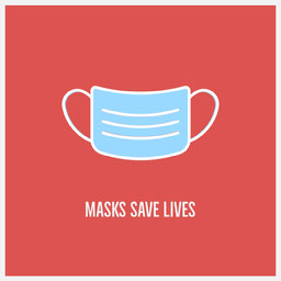 mask saves lives instagram