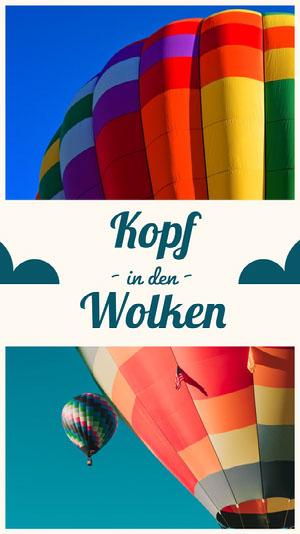 hot air ballon iPhone wallpapers  Desktop-Hintergrundbilder