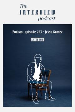 Navy Grey Interview Podcast Illustration Seat Pinterest  Promotion