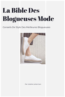 blogging and style tips book covers Couverture de livre