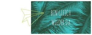 BIN GLEICH WIEDER DA Facebook-Bildgröße