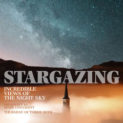STARGAZING Sky