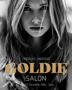 Black & White Salon Launch Instagram Portrait Hair Salon
