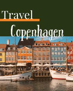 Green and White Copenhagen Social Post Boats