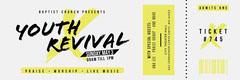 Gospel Event Ticket Event Ticket