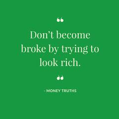 Green Financial Advice Instagram Square Finance