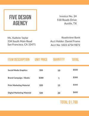 five design <BR>agency