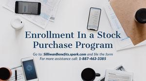 Enrollment In a Stock Purchase Program Presentation
