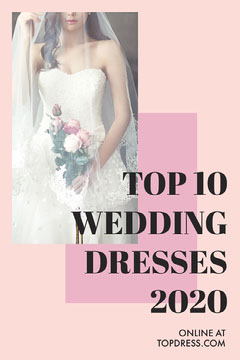Pink, White and Black Wedding Dresses List Pinterest Dress