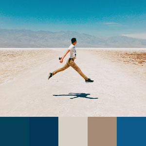 Color Palettes | Earthy 6 101 Brilliant Color Combos