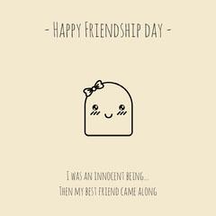 - Happy Friendship day - Friends