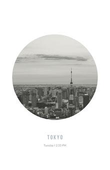 Tokyo Travel Poster Poster