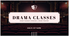 DRAMA CLASSES Workshop