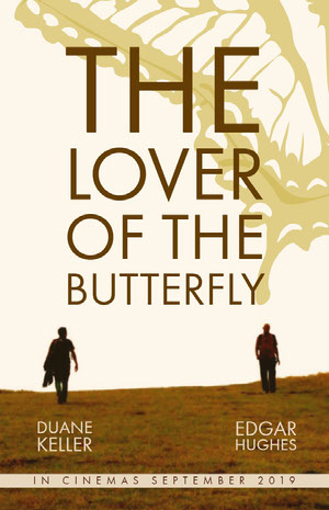 The Lover of the Butterfly 電影海報