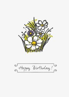 Happy Birthday Daisy Baby's First Year