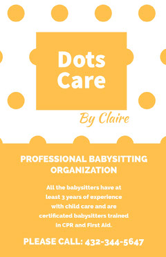 Dots<BR>Care  Day Care