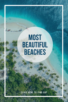 White and Blue Most Beautiful Beaches Pinterest Post Holiday