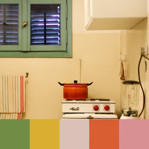 Color Palettes | Retro 1 101 Brilliant Color Combos
