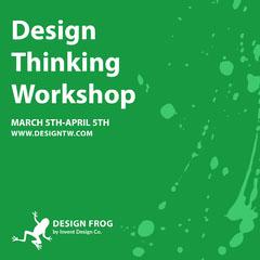 design thinking workshop Instagram post  Paint