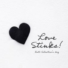 love stinks instagram  Heart