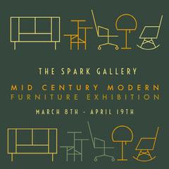 Mid Century Modern <BR>Furniture Exhibition Museum