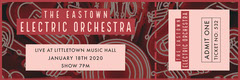 Pink Electric Orchestra Concert Tickets Concert Ticket