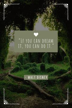 Walt Disney Quote Pinterest Garden